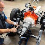 1967 Camaro Muncie shifter  update to Hurst Competition Plus